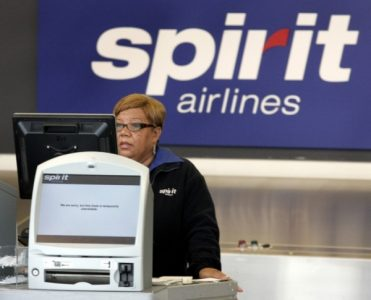 Spirit Airlines Counter Representative | Teplis Travel