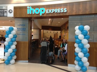 IHOP Express Location | Teplis Travel