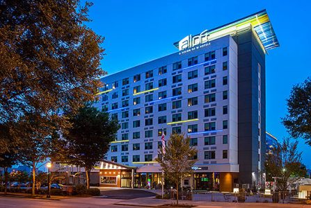 Aloft Hotel Buckhead | Teplis Travel