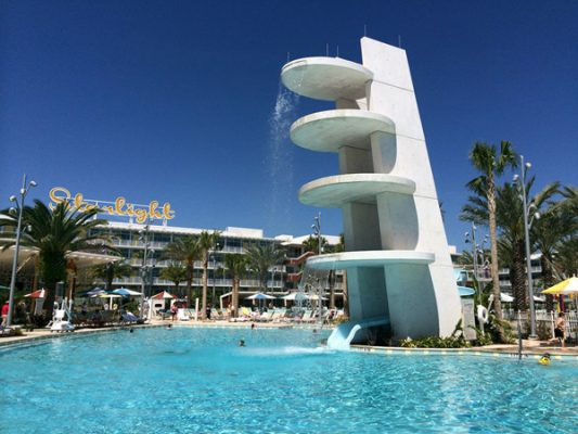 Cabana Bay Hotel Pool | Teplis Travel