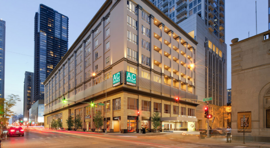 Chicago AC Hotel | Teplis Travel
