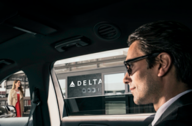 Man in Car by Delta Terminal | Teplis Travel