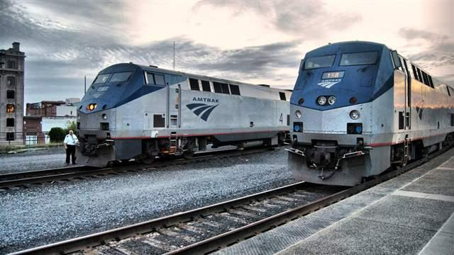 Amtrak Trains | Teplis Travel