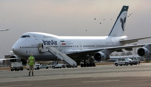 Iran Air Airplane | Teplis Travel