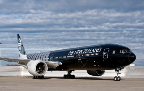 Air New Zealand Airplane | Teplis Travel