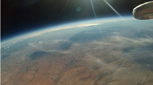 View of Earth from Space | Teplis Travel