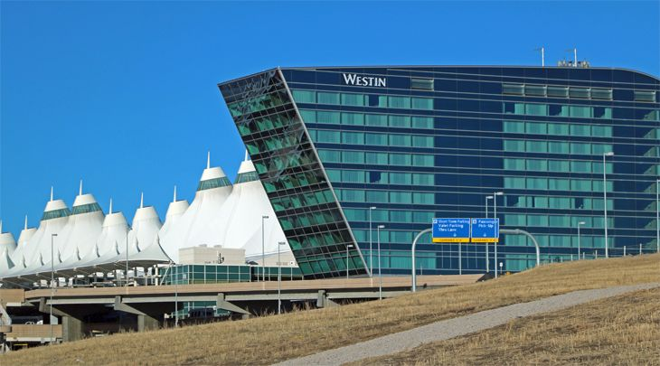 Westin at Denver International Airport | Teplis Travel