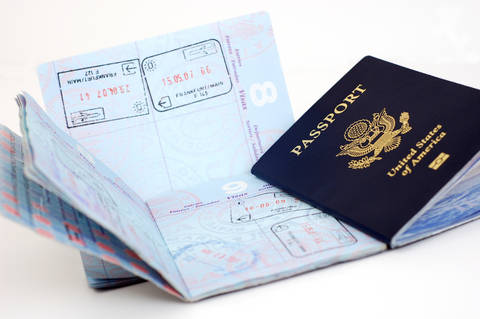 Passport Pages | Teplis Travel