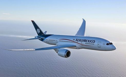 AeroMexico Airplane | Teplis Travel