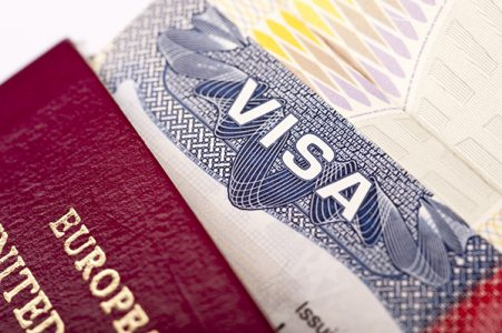 Visa in Passport | Teplis Travel