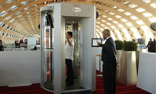 Airport Body Scanner | Teplis Travel