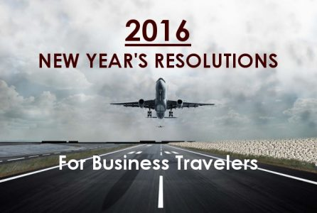 2016 New Years Resolutions for Business Travelers | Teplis Travel
