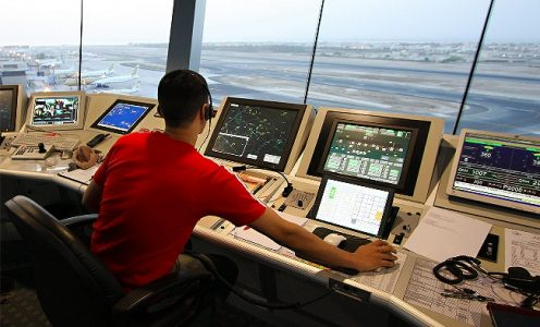 Air Traffic Control Cabin | Teplis Travel