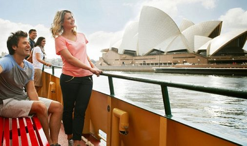 Couple on Vacation in Sydney | Teplis Travel