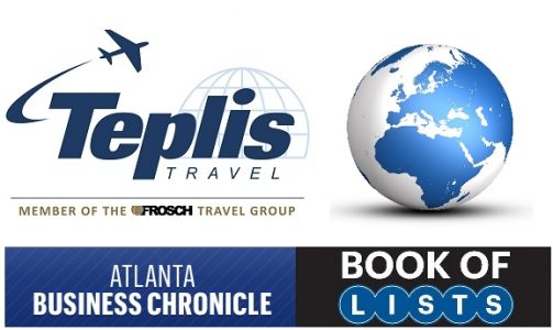 Atlanta Business Chronicle Book of Lists | Teplis Travel