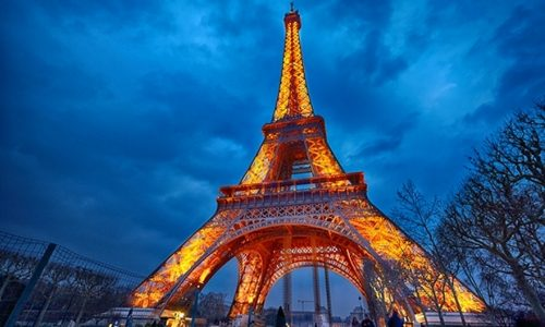 Eiffel Tower at Night | Teplis Travel