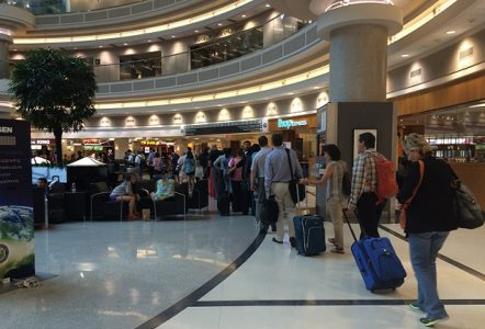 Atlanta TSA Lines | Teplis Travel