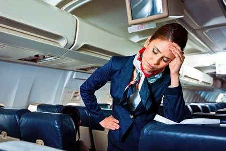 American Airlines Flight Attendant | Teplis Travel