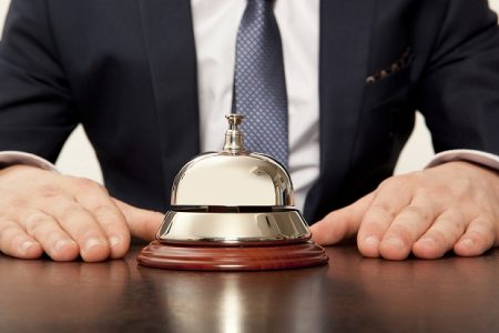Customer Service Bell | Teplis Travel