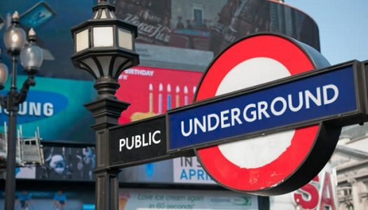 London Underground Station | Teplis Travel