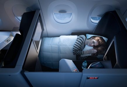 Delta All-Suite Business Class | Teplis Travel