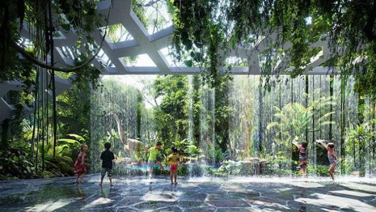 Rosemont Hotel Dubai Rainforest | Teplis Travel