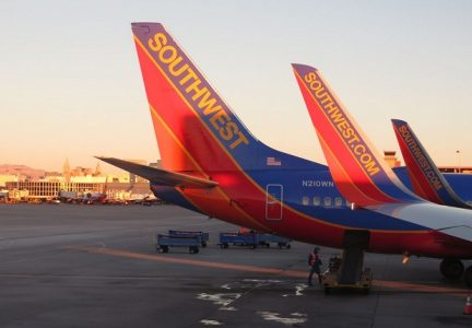 Southwest Airlines Airplanes | Teplis Travel