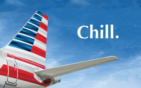 American Airlines Chill Campaign | Teplis Travel