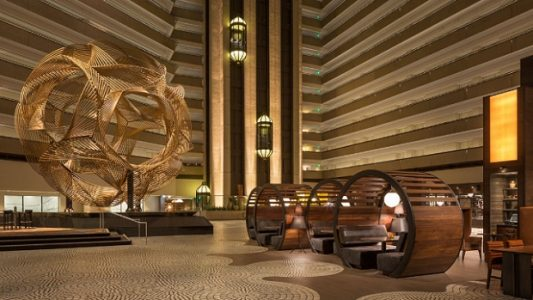 Hyatt Regency San Francisco Lobby | Teplis Travel