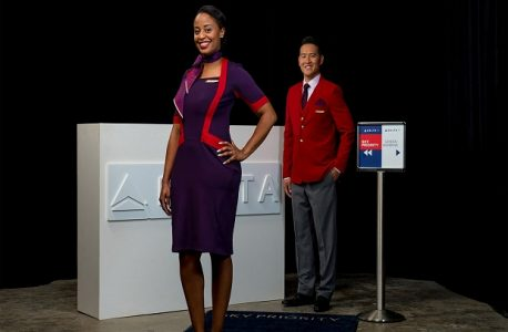 Delta Uniforms | Teplis Travel