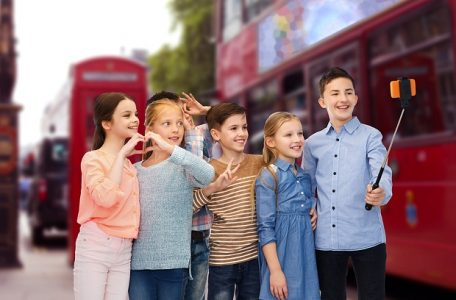 Children on Vacation in London | Teplis Travel