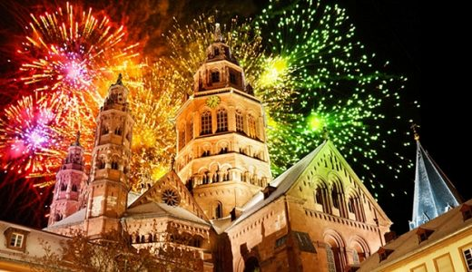 New Years Fireworks | Teplis Travel