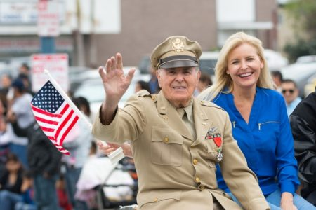 Veteran on Veteran's Day | Teplis Travel