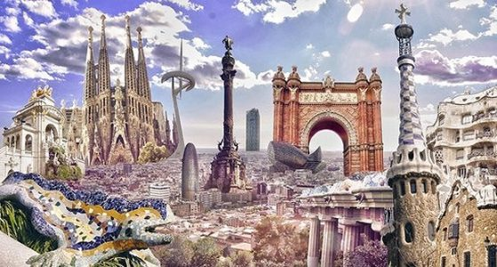 Famous Barcelona Sights | Teplis Travel