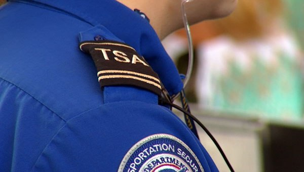 TSA Badge on Uniform | Teplis Travel