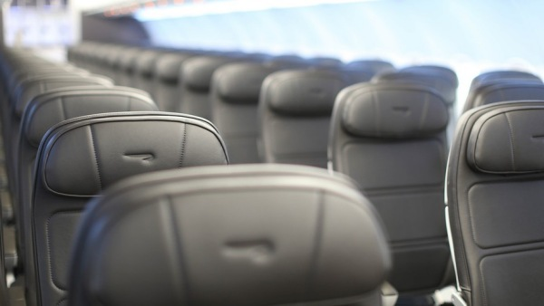 Seats On An Airplane | Teplis Travel