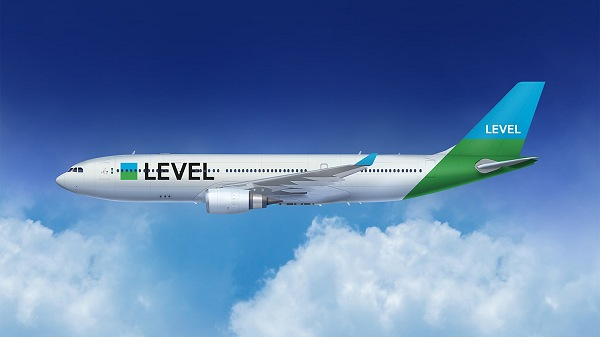 Level Airplane in Flight | Teplis Travel