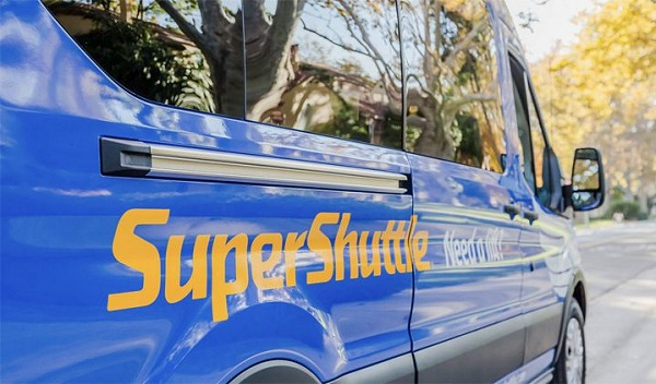 SuperShuttle Car | Teplis Travel