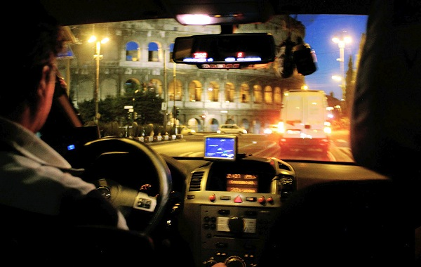 Uber Ride in Italy | Teplis Travel