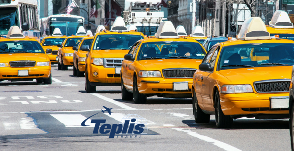 Business Travel Agency Yellow Cabs in New York | Teplis Travel