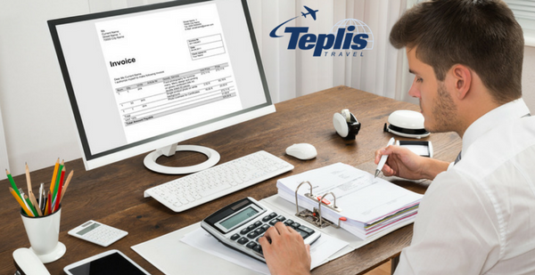 travel and expense management work | Teplis