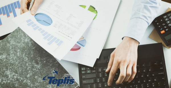 Travel and Expense Management Analyzing Data | Teplis Travel